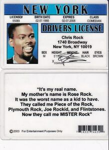 copy of drivers license ny