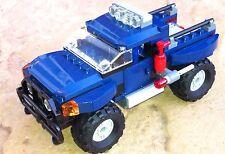 LEGO AVENGERS Marvel Super Heroes hawkeye'S CAR  (6867) VERY RARE dark blue
