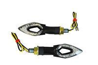 Pair of LED Indicators Blinkers for Yamaha R1 R6 600 Thundercat 1000 Thunderace