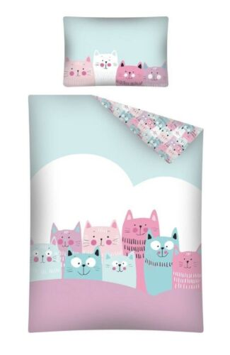 PILLOW and Duvet included DISNEY and more Baby Bedding Set fit COT or COT BED