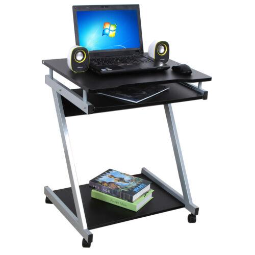 Schreibtisch Computertisch Bürotisch PC Tisch Computerwagen Arbeitstisch LCD811B