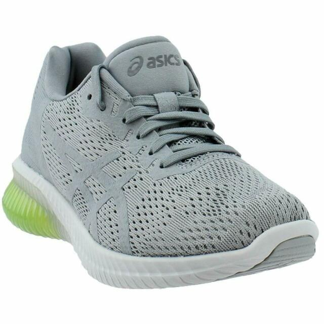 ASICS Gel-kenun MX GS Kid's Grey/yellow Running Shoe 5m Nw/ob