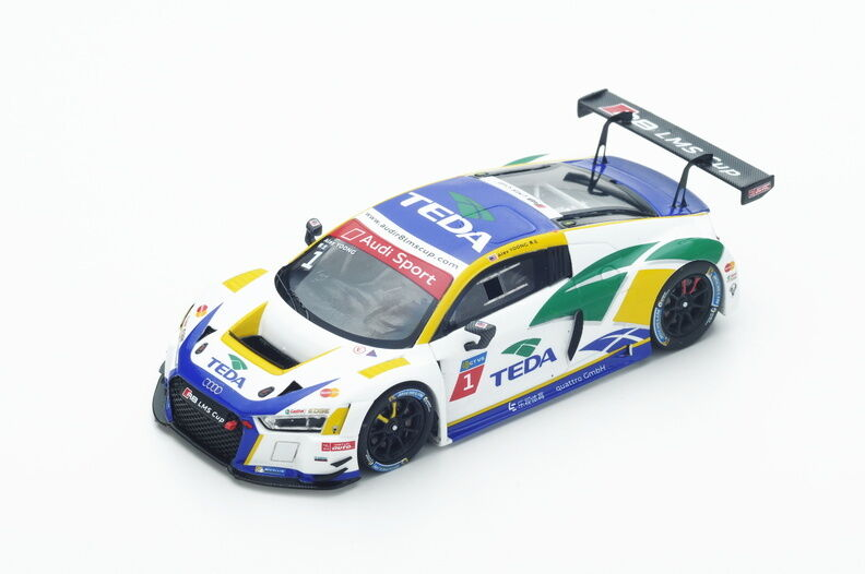Spark SA107 - AUDI R8 LMS Cup n 1 LMS Cup Champion 2016 Alex Yoong 300ex 1/43