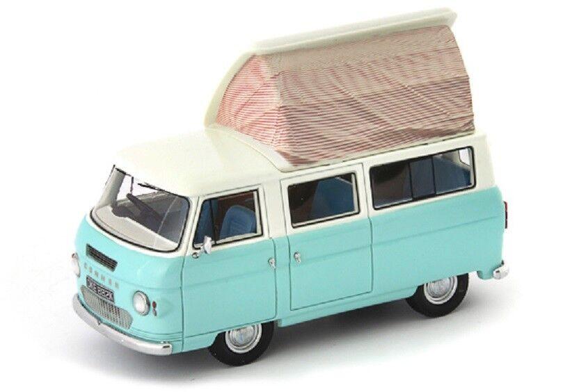 Autocult 1 43 43 43  09002 Martin Walter - Commer Dormobile Coaster von 1960 9062bd
