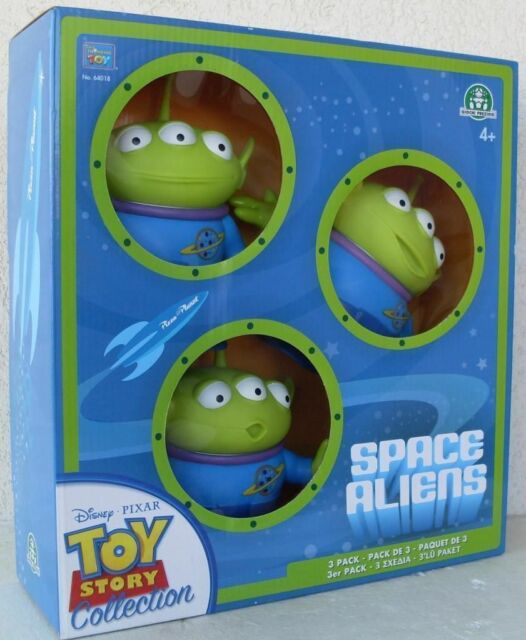 space aliens 3 pack toy story collection alieni extra terrestres 64018 GP470280