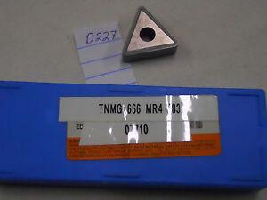 3-NEW-SECO-TNMG-666-MR4-CARBIDE-INSERTS-GRADE-883-D227