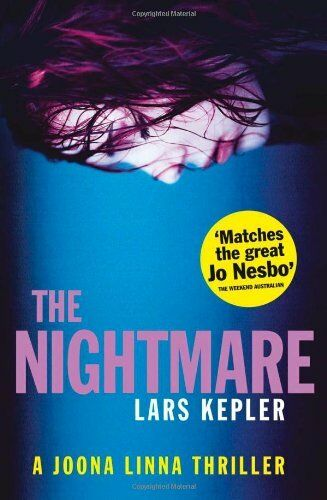 1 of 1 - LARS KEPLER __ THE NIGHTMARE ____ SHOP SOILED ____ FREEPOST UK