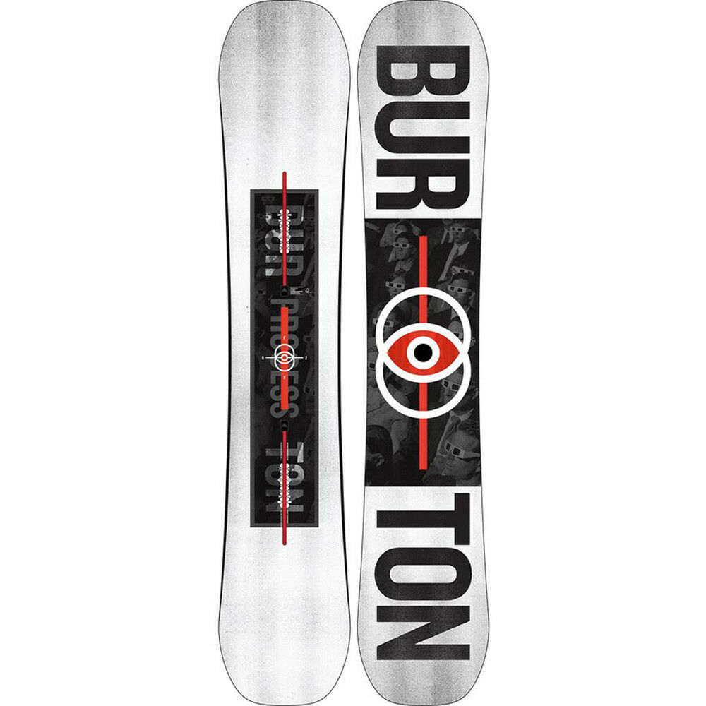 BURTON SNOWBOARDS Men's Process Flying V Snowboard - 2019 - 157
