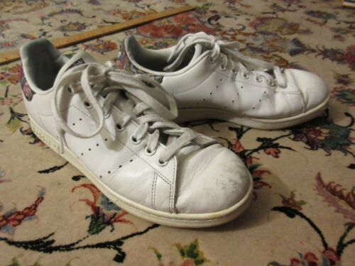premium selection 6d371 ab3ed Shoes Sz Adidas Athletic Stan Men s Tennis Smith White Multicolor 8 Accents  WnaUaAqc