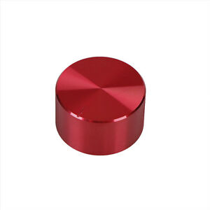 Red Potentiometer Volume Control Knob Rotary 30*17mm WZßß