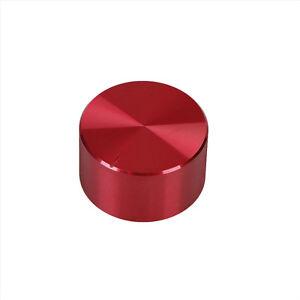Red Potentiometer Volume Control Knob Rotary 30*17mm TDVG