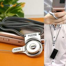 Cool Hand Linker Mobile Lanyard Cell Phone Strap Accessory (Silver)