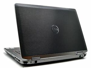 """Dell Latitude 14.1"""" E6430 Top Housse Ordinateur Portable Couvercle Vinyle Peau Decal Dazzle Noir-afficher Le Titre D'origine Toujours Acheter Bien"""