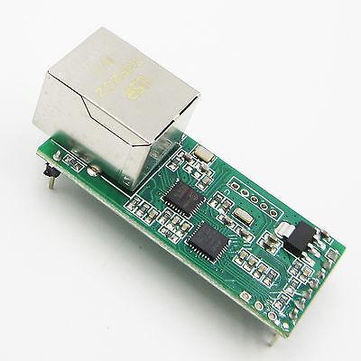 USR-TCP232-T2 Serial to RJ45 Module UART TTL to Ethernet//TCPIP Converter