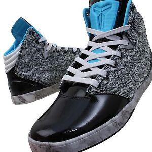 4bedfcc4c26b Men Nike Kobe 9 NSW Lifestyle TXT 649699 001 Black Plat 100 ...