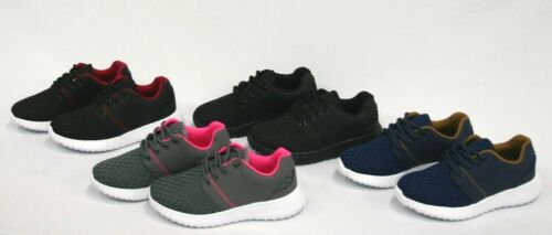 Kids Boys /& Girls Air Sport Sneakers Athletic Tennis Shoes Running Sizes 10-4