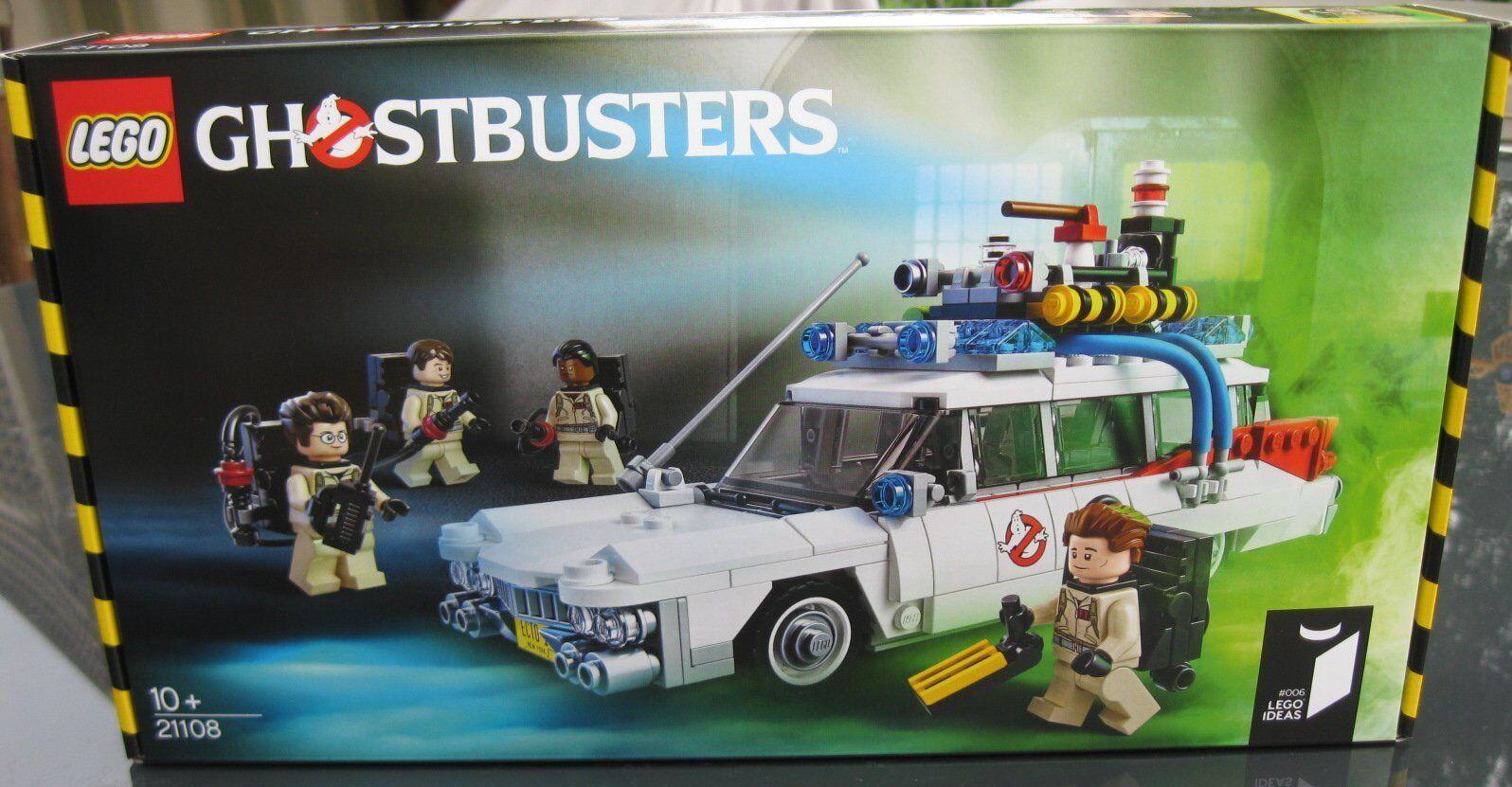LEGO Bausatz 21108 - Ghostbusters Car ECTO-1 - NEU OVP