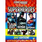 Superheroes 2017 Edition by Comic Heroes by Little Brother Books Limited (Hardback, 2016)