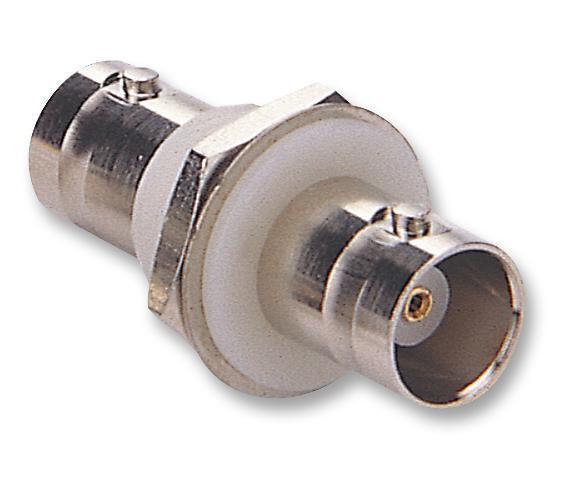 Connectors - RF/Coaxial - ADAPTOR BNC JACK BNC JACK 50OHM