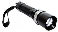 Cree LED Taschenlampe Zoom Suchlicht 700 Lumen XML-T6 2x Akku Flashlight