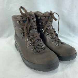 0d9dfe6cfce VTG LL Bean Cresta Hiking Boots Shoes Mens 6.5 Womens 8 Brown ...