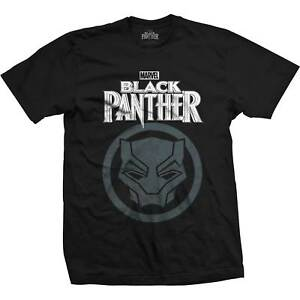 Black-Panther-T-Shirt-New-and-Official-Marvel-Merchandise-Wakanda-Forever