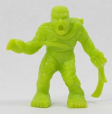 Monster in my Pocket - Series 1 - 41 Mummy - Olive Green