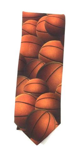 Ralph Marlin Just Balls Bowling Vintage Novelty Polyester Necktie