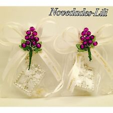 12 First Communion Bibble Favors/ 12 Recuerdos Para Primera Comunion Biblia