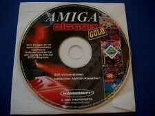 Amiga classic Gold 200 Vollversionen bekannter AMIGA-Klassiker PC