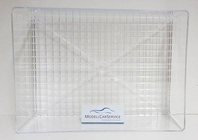 Wiking: 000240 Sammelkasten, transparent, für Lkw- und Pkw-Modelle