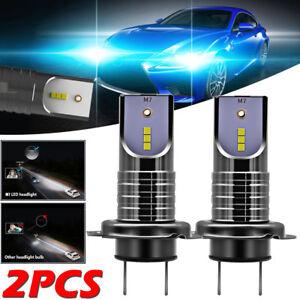 2pcs-h7-110w-26000lm-LED-Auto-Scheinwerfer-Umbau-Globen-Canbus-Gluehbirnen-Strahl-6000k