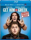 Get Him to The Greek 0025192200397 With Russell BRAND Blu-ray Region a