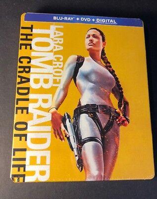 Lara Croft Tomb Raider The Cradle of Life [ STEELBOOK Pack ...