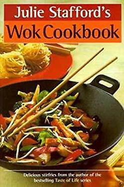 Wok Cookbook by Stafford, Julie-ExLibrary