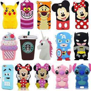 Funda Disney Dibujos Animados Suave Cubierta Para Apple Samsung Smartphone Caso