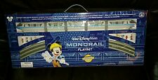 Disney Parks Monorail Train Playset with tracks Orange Line New