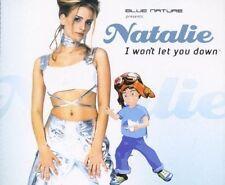 Blue Nature pres. Natalie I won't let you down (1999) [Maxi-CD]