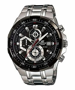 EFR-539D-1A-Black-Casio-Men-039-s-Watch-Edifice-Brand-New-100M-Chronograph