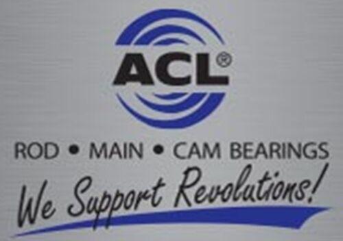 ACL 4B1925A-.75 Rod Bearings for Honda B18C1 B18C5 B18C GSR Type-R .75mm