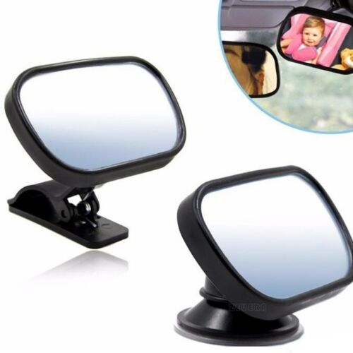 Forward Facing Kids Baby Seat /& Child Car Interior Rear View Safety Mirror