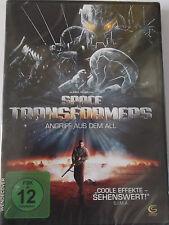 Space Transformers - Angriff aus dem All - Weltraumschrott, Golem, Ungetüm