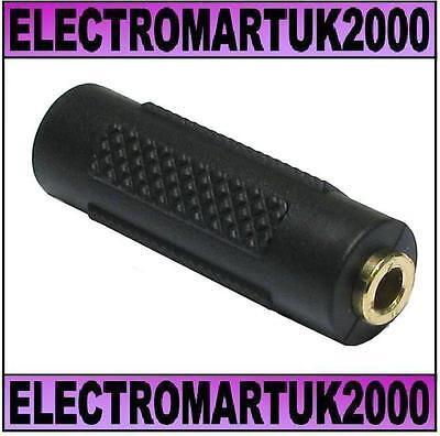 3.5mm Mini Cavo Audio Stereo Jack Accoppiatore Joiner Adattatore Femmina- Ricco Di Splendore Poetico E Pittorico