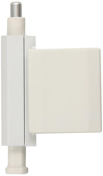 Patio Guardian Pdg01 W Patio Door Guardian Lock White