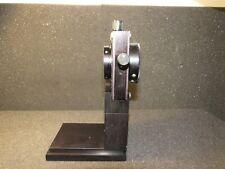 Newport Lp 1 Xyz Precision Lens Positioner 10 In 100 Tpi Xy 80 Tpi Z
