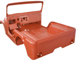 Details about 1952-1971 M38A1 BODY TUB KIT WILLYS Kaiser JEEP MBK027 CJ5