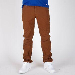 Levi-039-s-514-Straight-fit-Rich-braun-Herren-Jeans-30-32