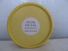 Flor de Sal Salz aus Mallorca mit Limon & Lavendel, Spanien, 60g