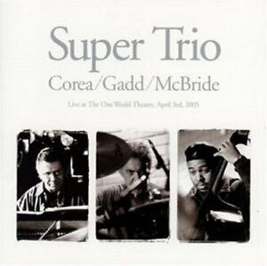 USED-CD-Super-Trio-Chick-Corea-Chick-Corea-Steve
