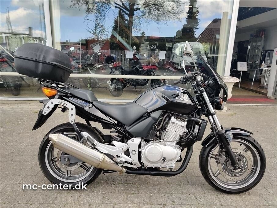 Honda, CBF 500, ccm 44000